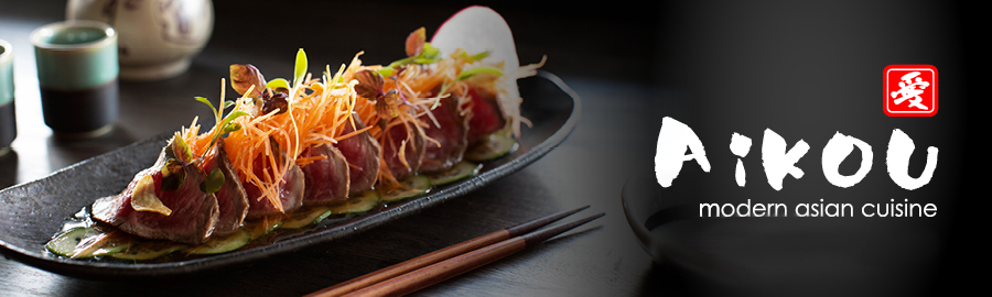 Aikou modern asian cuisine at morristown nj tel 973 for Authentic chinese cuisine for the contemporary kitchen